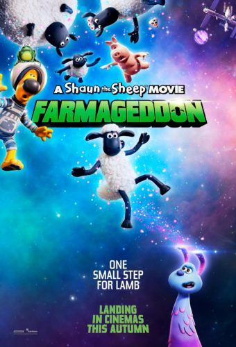 Shaun The Sheep Farmageddon-Mobile