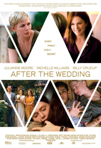 After the wedding - official poster